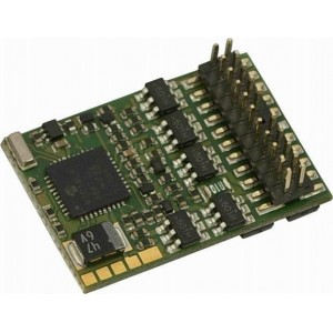 ZIMO MX633P22 DCC decoder with Plux22