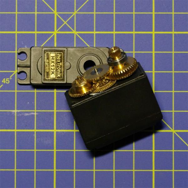 Převodovka serva HXT-12K