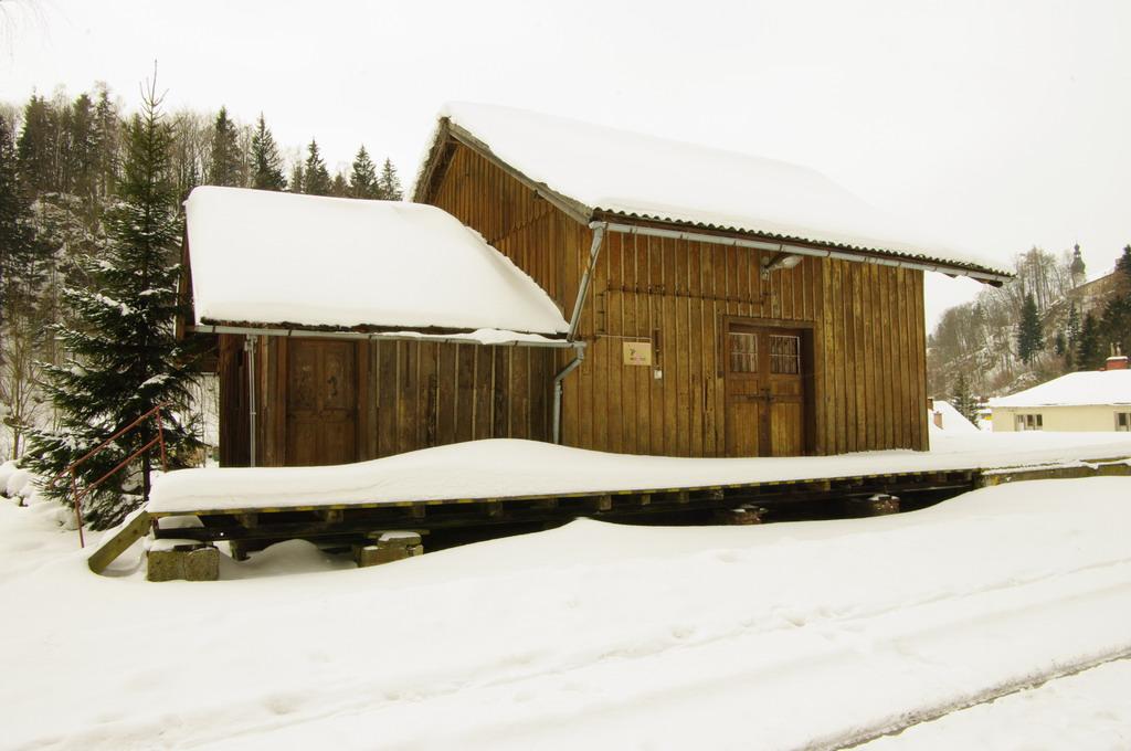 Skladištní budova