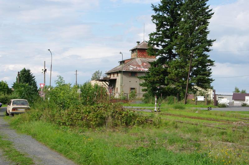 Železniční stanice Malešov