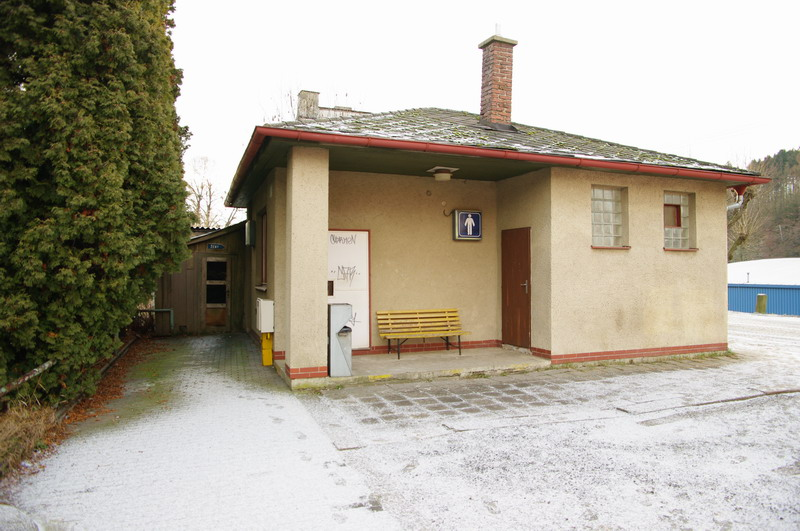 železniční stanice Ledec nad Sazavou