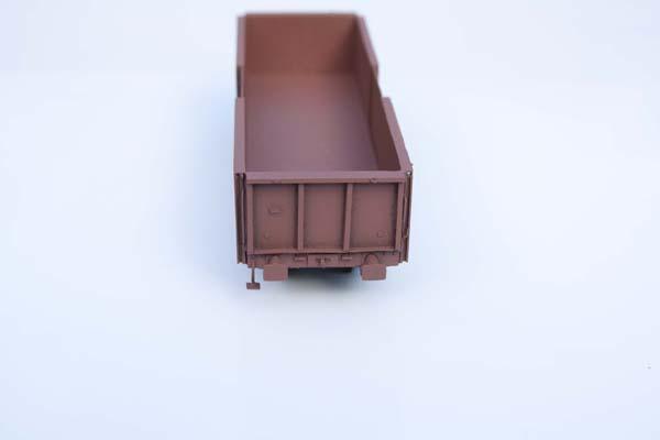 Leptaný model Es ze stavebnice Petra Divíška - foto autor